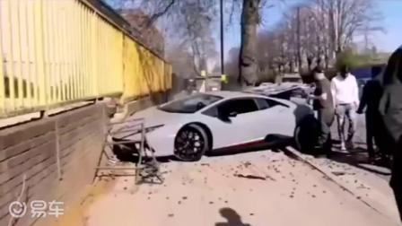 兰博基尼超跑 很心疼 - 大轮毂汽车视频