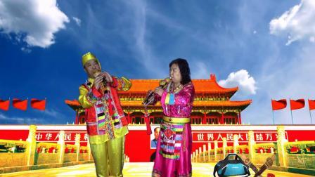 葫芦丝荷塘月色 演奏者:玉臣.玉园于北京