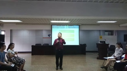 吕江老师--礼仪知识灵活应对大客户课程节选