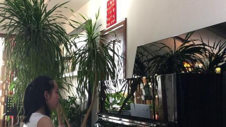 李梓瑶钢琴 李斯特匈牙利狂想曲