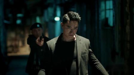 《机动部队》03 粤语 家声追捕凶犯途中开枪打伤加丽 慧玲怒而掌掴家声