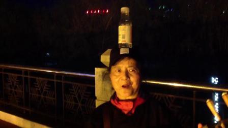 七十三岁奶奶夜景之二