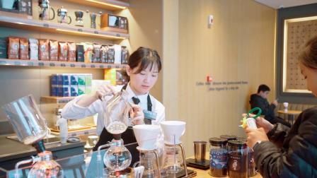 星巴克咖啡晋城店开业修改2