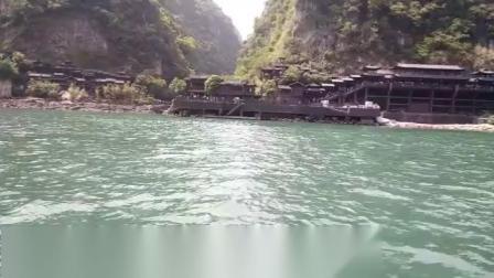 三峡大坝三峡人家