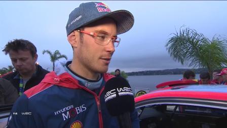 #2019世界汽车拉力锦标赛(WRC)#第五站 阿根廷站 Day 1: