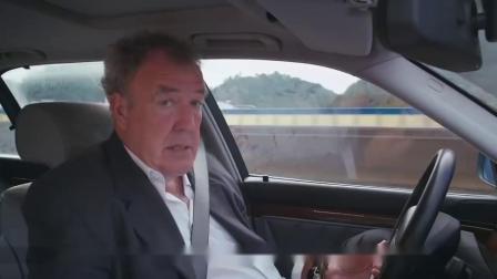 老外体验中国高速