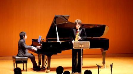 清水大輔 SONATA for AltoSaxophone Daisuke Shimizu : plays Yo Matsushita