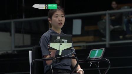 2019.05.04 SF 林丹 vs 伍家朗 - 2019新西兰羽毛球公开赛
