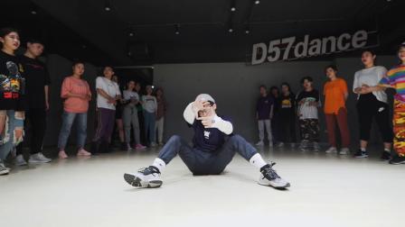 【D57舞蹈工作室】大聪编舞 ——《有一种悲伤》A-Lin舞蹈视频