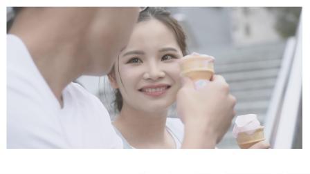 蜗牛先生&小钗姑娘的婚前微电影