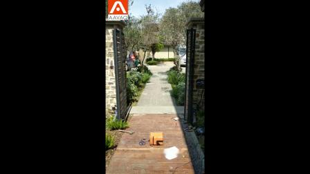 庭院平开门电机V2电动遥控开门机  AAVAQ锐玛电机