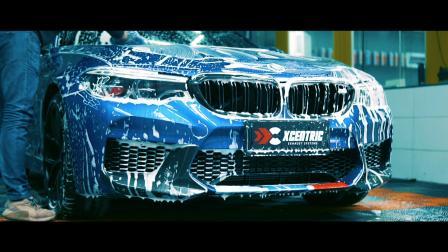 宝马 M5 F90 / Xcentric 排气