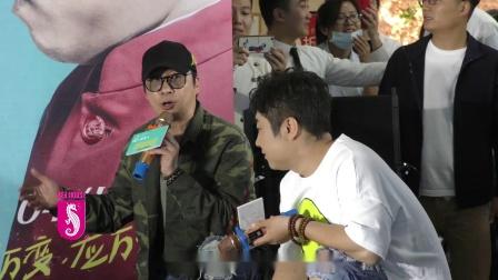吴镇宇担任导演致敬经典香港电影《转型团伙》现正热映!