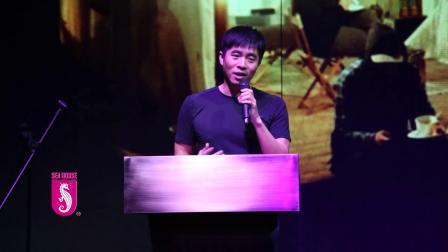 《理想的生活》举办新闻发布会,冯博揭秘自己理想的房子