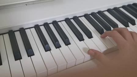 钢琴独奏,三菱电梯到站铃