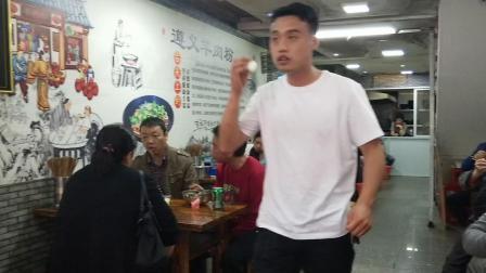 贵州金香林遵义羊肉粉培训,针对零基础学员,从最基础做起,细节的方面决定了口味的好坏!