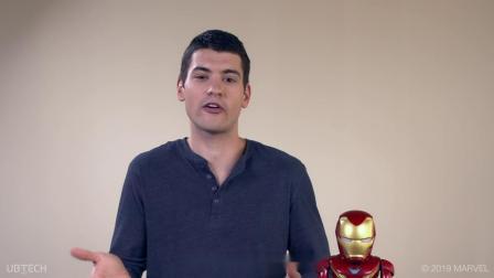 【远程操控模式】教你如何随心支配优必选钢铁侠机器人!