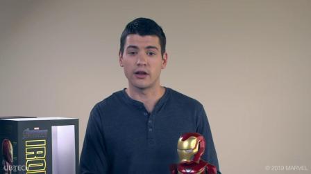 【开箱教程】带你玩转优必选钢铁侠机器人