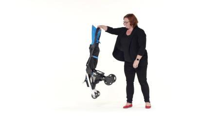 Ergobaby 展开都会系列婴儿手推车