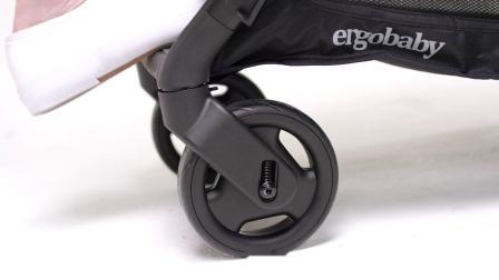 Ergobaby 都会系列婴儿手推车刹车