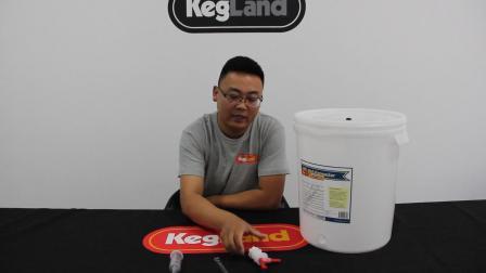 30L发酵桶使用说明