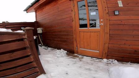 草帽山 网红小木屋
