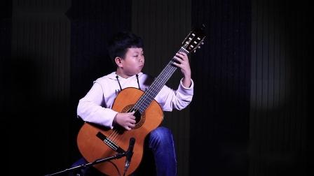 古典吉他独奏《卡尔卡西练习曲》by 李豪