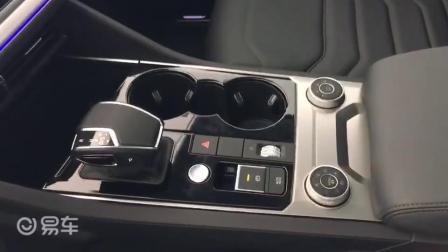全新一代大众途锐内饰实拍,这才是最美大众内饰设计 - 大轮毂汽车视频