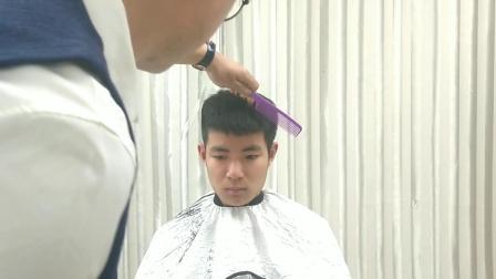 临沂雅丽学校/临沂专业美发培训学校·美发课程·普通男士发型修剪(美发视频)