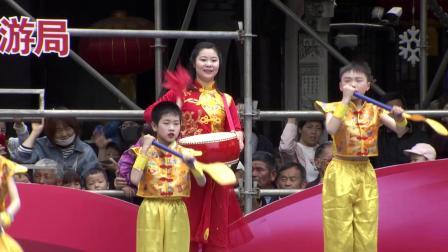 高淳区庆祝新中国成立70周年民俗展演