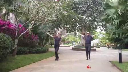 中国梦之队快乐舞步健身操第十五套 演示版-_标清_0