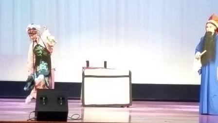 《游龙戏风》张永芝,杜老师演出