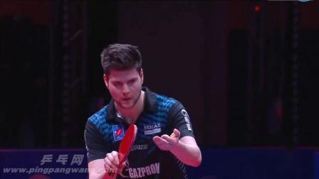 2019-2019欧联杯乒乓球赛 决赛 第1轮 第1盘 方博vs奥恰洛夫 乒乓球比赛视频 完整