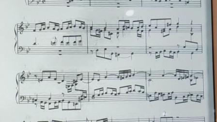 【钢琴助学堂】赋格十六单手12-18右