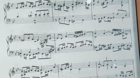 【钢琴助学堂】赋格十六单手1-11右