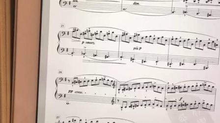 【钢琴助学堂】克练二十三单手21-24左