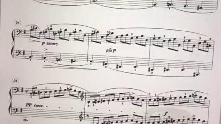 【钢琴助学堂】克练二十三单手25-29左