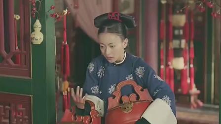延禧攻略:皇上来储秀宫发现不对劲,璎珞被欺负,最后及时相救