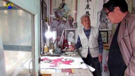 辛集市农民画家李凤祥