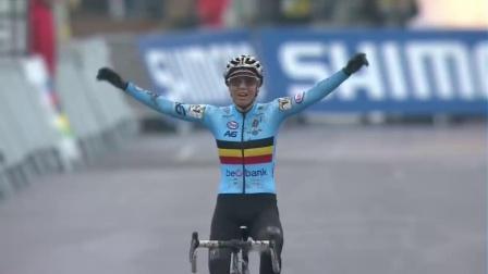 2019 UCI公路越野世锦赛女子精英组精彩回顾