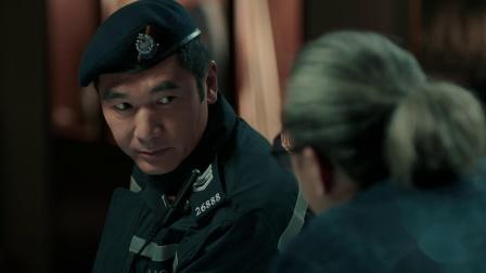 《机动部队》 粤语 08 Panda不听建晖好言警告,建晖出手暴揍Panda震惊全场