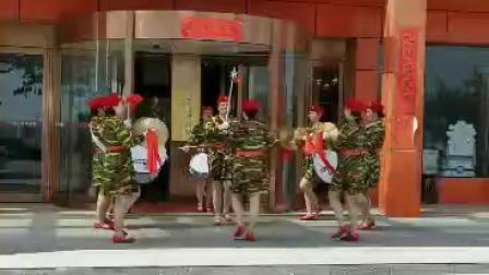 北关青叶军鼓队(3)