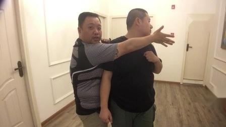 东南亚武术徒手技术入门到初级五