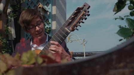 茉莉花 Jasmine Flower (Nils Klöfver, 11-string alto guitar)