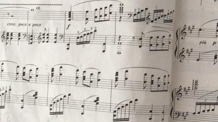 【钢琴助学堂】彩月单手42-47左