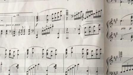 【钢琴助学堂】彩月单手48-56左