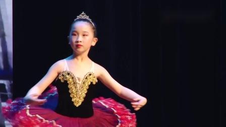 玛丽柏莎芭蕾学员演出《巴赫塔》