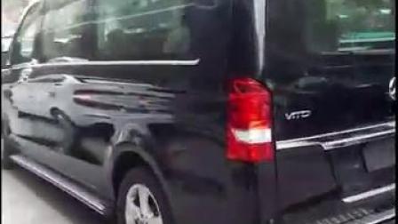 西安租车自驾7座奔驰威霆商务车西安汽车租赁5-7座新车新款