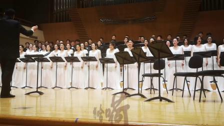 无伴奏混声合唱【草原夜色美】中国交响乐团合唱团-20190510实况