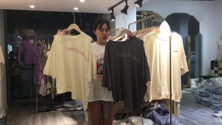 雨翼服饰 ZEY系列款T恤 批发